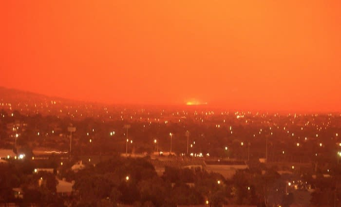 Our buildings aren't made to keep out bushfire smoke. Here's what you can do