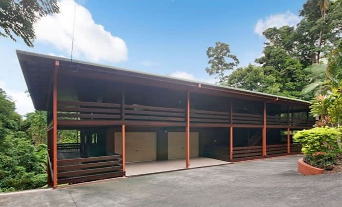 Bargain property in Caravonica? Tropical Queensland rainforest house listing slashed $250,000