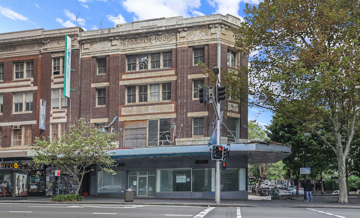 City of Sydney selling Darlinghurst building