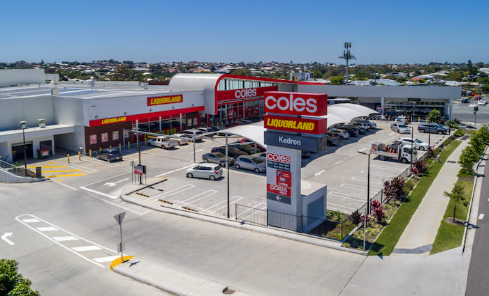 New Coles in Kedron expected to spark strong investor contest