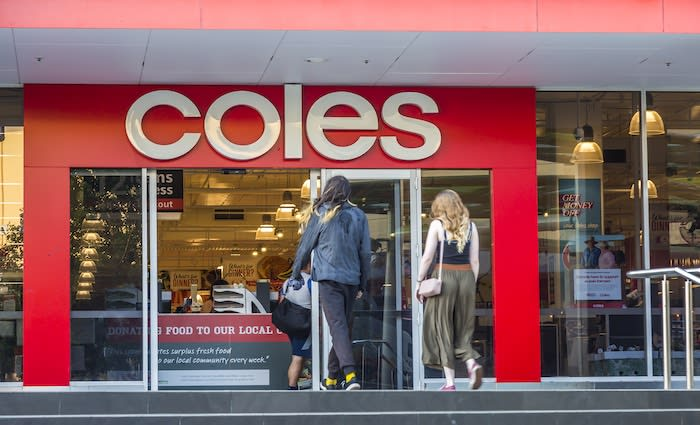 Coles West Ryde listed for $23 million