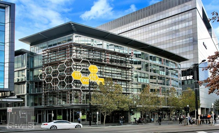 Strata office for sale in 'booming' Docklands precinct