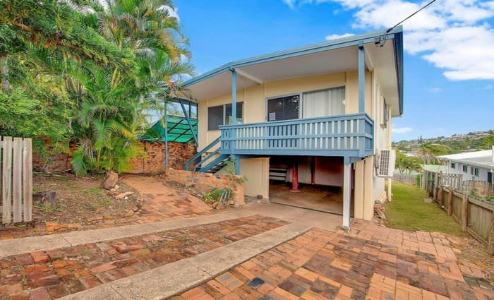 Much listed Cooee Bay, Queensland mortgagee home sold for less than prior two sales