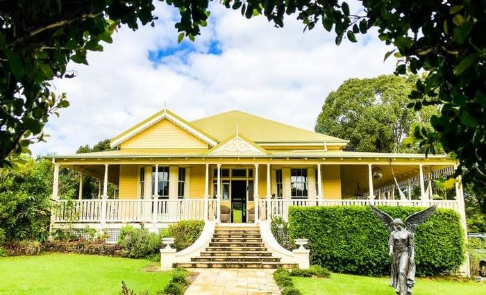 Byron Bay hinterland estate that hosted Margot Robbie's wedding sold