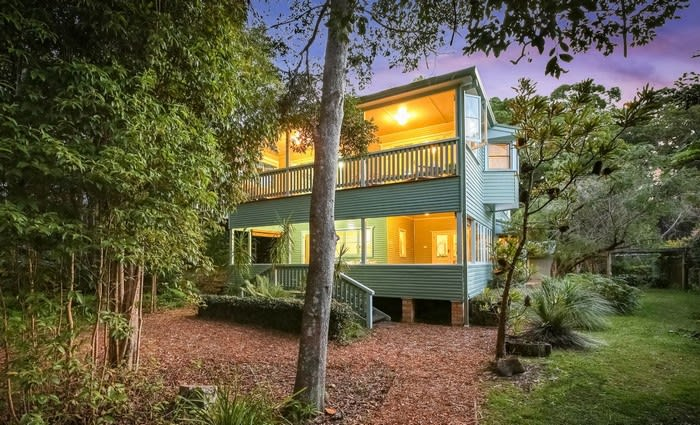 Conservationist Vincent Serventy's Pearl Beach home Creek Cottage sold
