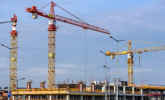 Construction is weakening, that means fewer cranes: Pete Wargent