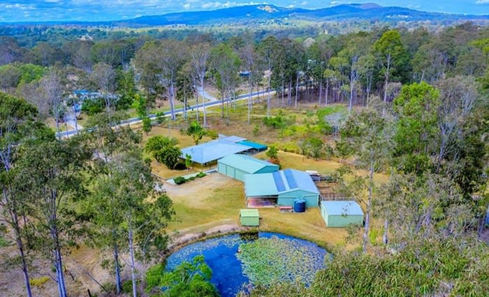 Curra, Queensland mortgagee acreage home sold for $50,000 loss