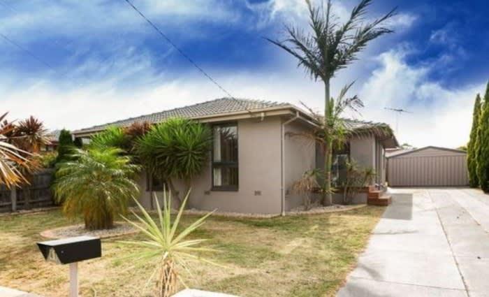 Three bedroom Dandenong North, Vic mortgagee home sold