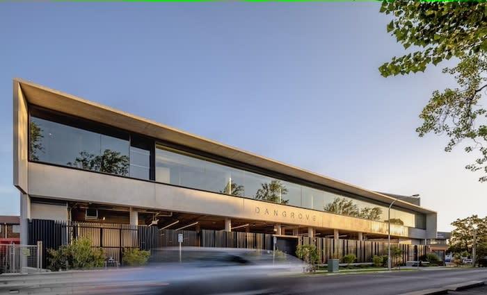 Tzannes-designed Dangrove wins Harry Seidler Award