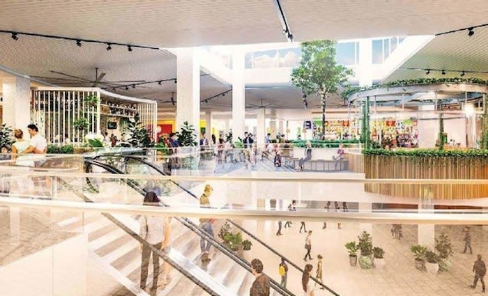 Mainbrace wins contract to create new dining precinct at Forest Hill