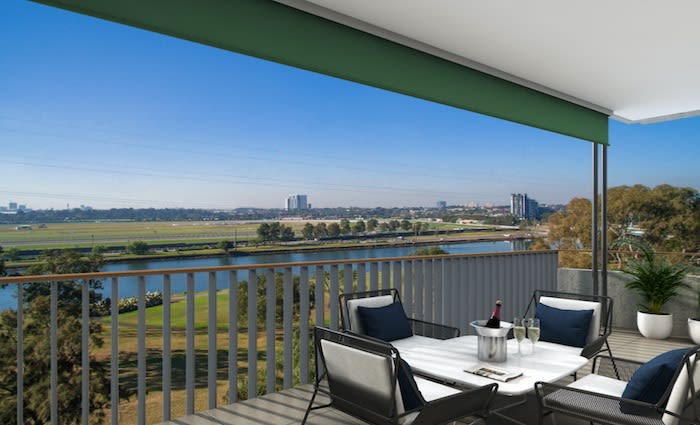 Parkside apartments to overlook Flemington Racecourse