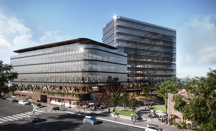The City of Greater Geelong unveils plans for new central administrative office