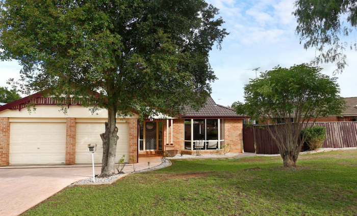 Glenwood, NSW mortgagee home sold for minor profit