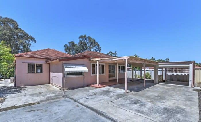 Gosnells, WA mortgagee home listed for $130,000 reduction in value under offer