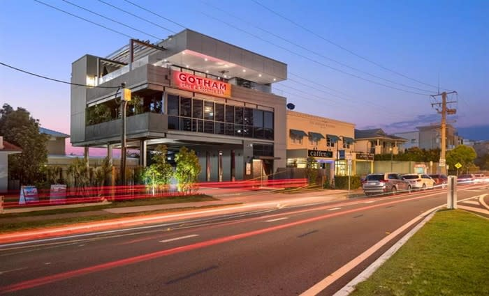 Gotham Grill and Rooftop Bar, Runaway Bay premises set for auction