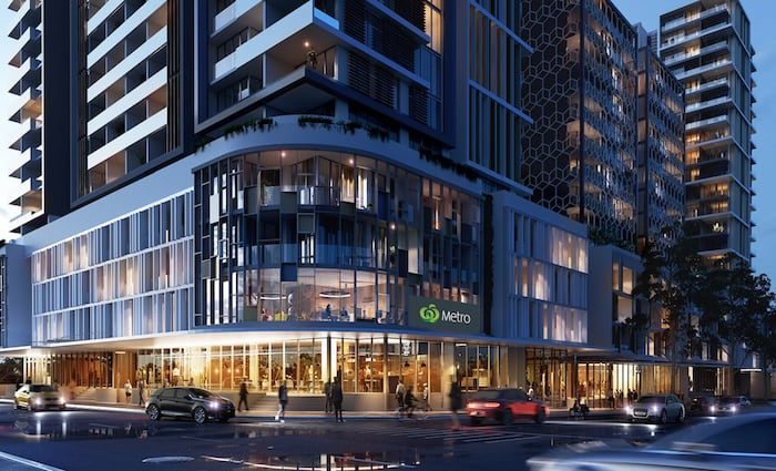Woolworths to open store at Granville Place in 2020