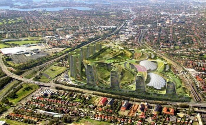 When Flemington Markets relocate to the Aerotropolis the site can become a new green urban village: Chris Johnson