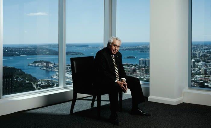 Billionaire developer Harry Triguboff's personal investment portfolio tops 9400 apartments