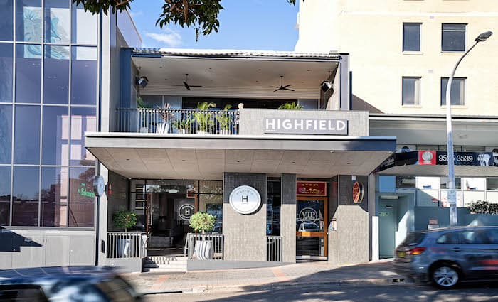 Highfield Caringbah offered to the market