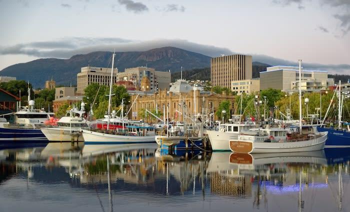 Hobart Australia's best performer on Knight Frank's Q2 global index