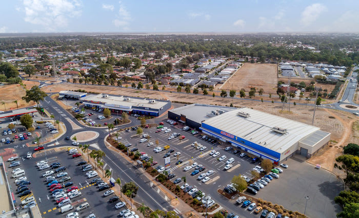 Fully-leased Hollywood Plaza retail centre listed in Adelaide