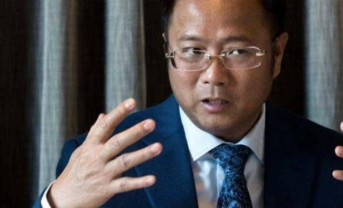 Exiled billionaire Huang Xiangmo brands Australian Tax Office a 'despicable tool of political persecution'