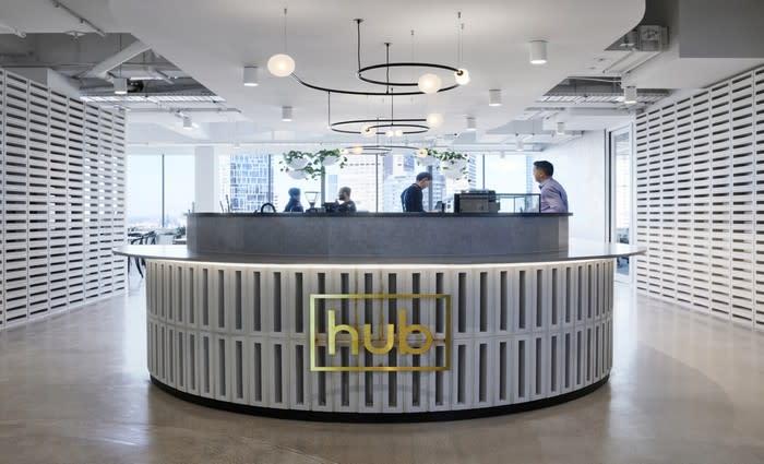 Hub Australia opens first skyscraper coworking space, Hub Parliament Station in Melbourne