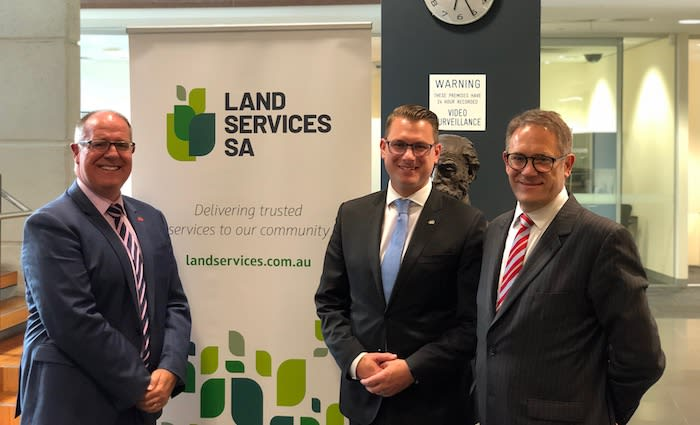 Land Services SA reveals historic data on state's property market