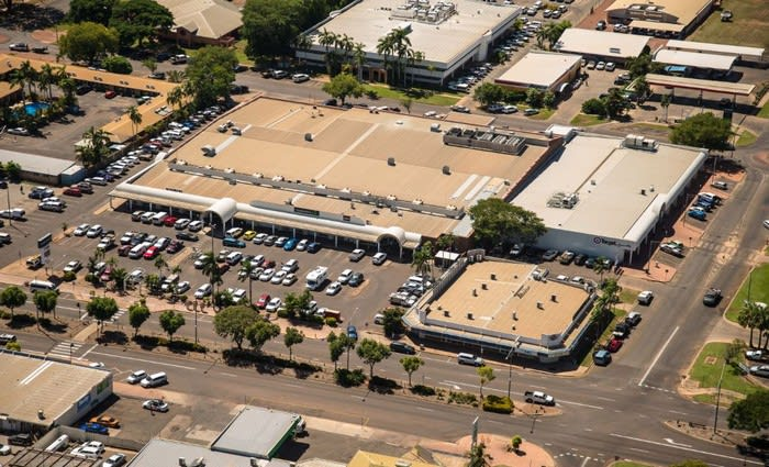 Savills sell Katherine, NT's only shopping centre for $28.9 million