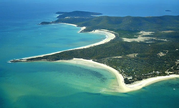 Cryptocurrency play behind Great Keppel Island's $300 million development proposal
