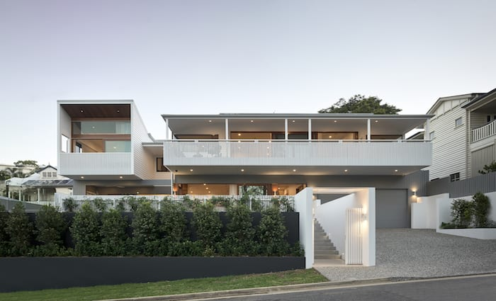 Newly developed sustainable home La Fleur in Auchenflower sold