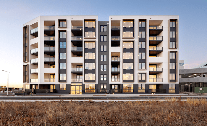 New Williams Landing development Lancaster Apartments completed