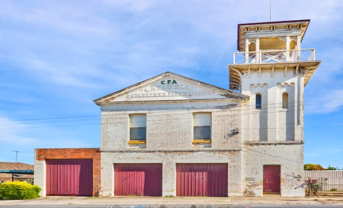 Red hot competition when a towering Stawell fire station landmark