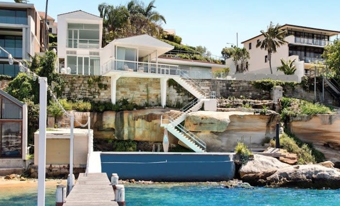 Ben and Lucy May sell Point Piper harbour front