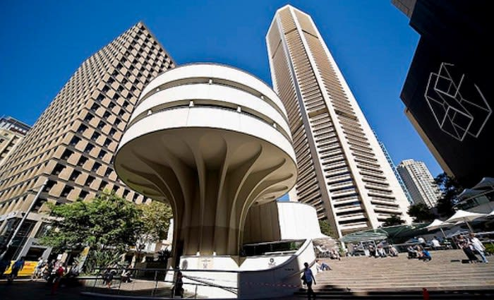 Half of Harry Seidler's MLC Centre to be sold by GPT