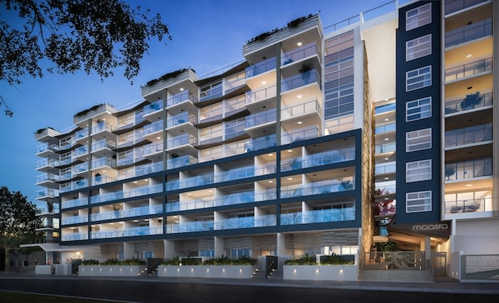 Construction moves closer on $95 million Maasra Apartments in Coorparoo with new designs