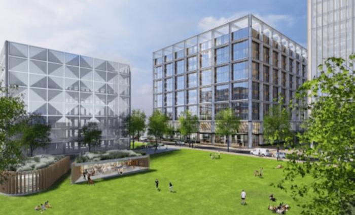 Macquarie Park's Glasshouse office development sold
