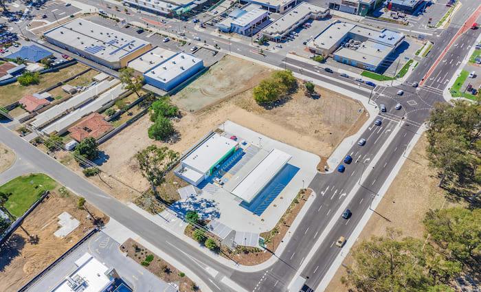 Mandurah development site listed for sale