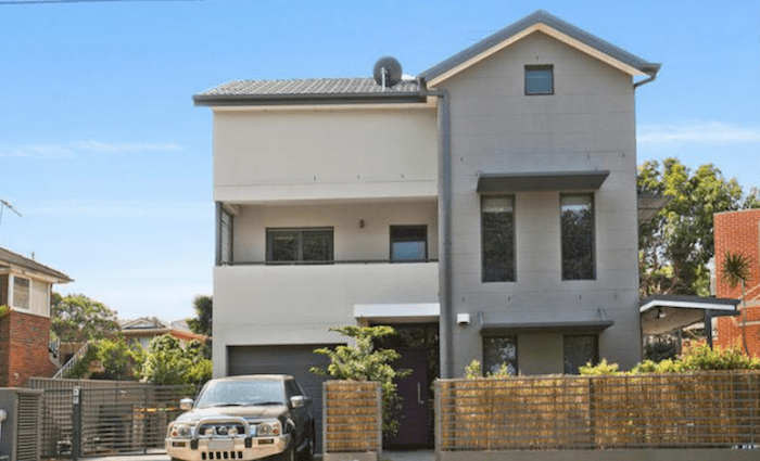 Sydney Swans star Luke Parker lists his first property