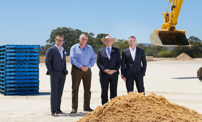 CHEP is the latest tenant at Perth's Roe Highway Logistics Park
