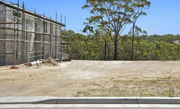 Loss taken on Menai dream home building block resale