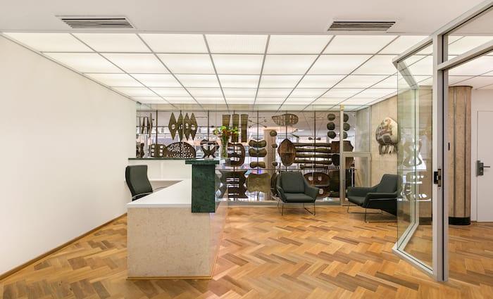 Sydney CBD Moran House mezzanine floor for lease