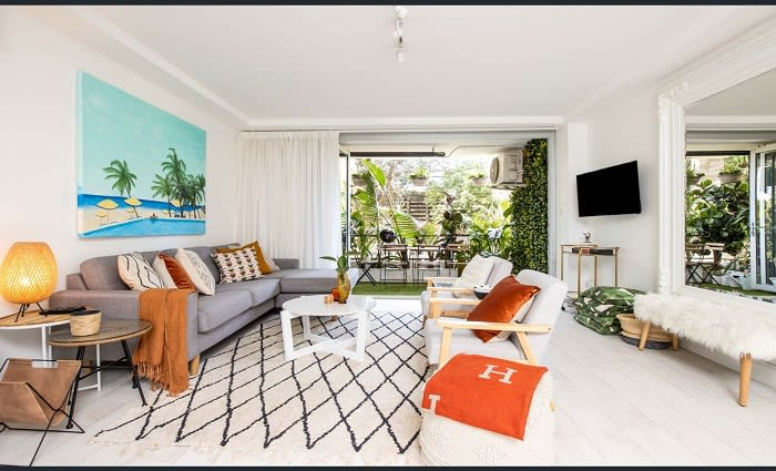 The Block's Mitch and Mark relist North Bondi apartment