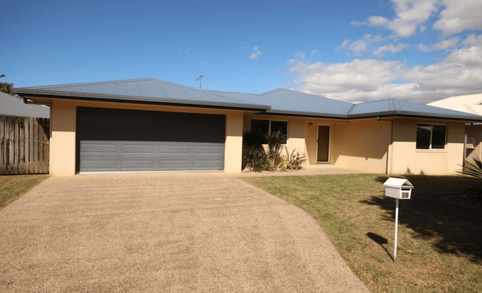 Four bedroom Bentley Park home listed by mortgagee