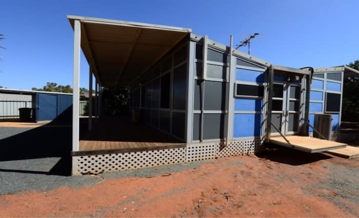 Three bedroom South Hedland home listed by mortgagee