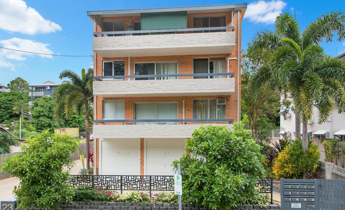 North Ward, Queensland mortgagee home listed for consecutive loss