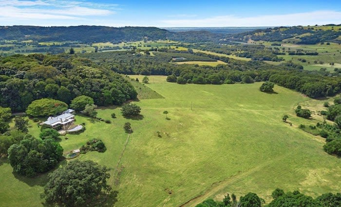 Olivia Newton John sells on NSW North Coast
