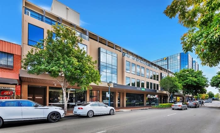 Liverpool CBD office building offered with $50 million plus hopes
