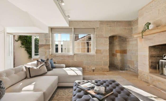 Paris Neilson lists Millers Point renovation