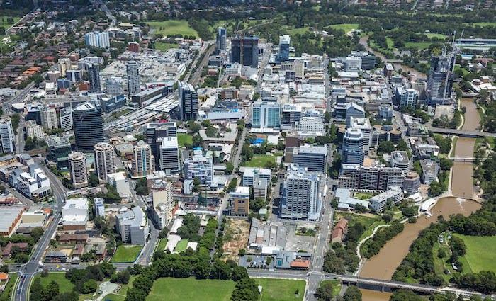 Development boom builds future for Parramatta CBD
